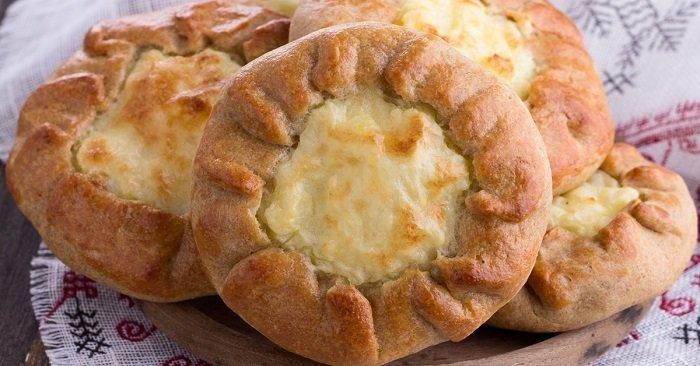 картофельные шаньги