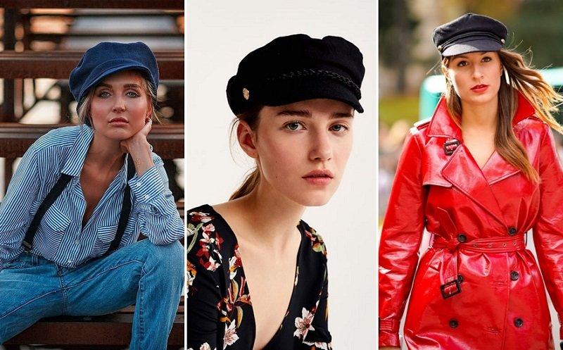 шапки женщинам за 50
