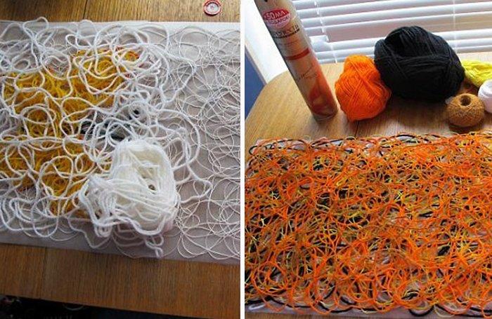шарф своими руками за 30 минут