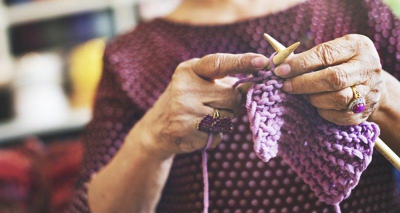 вязание для новичков