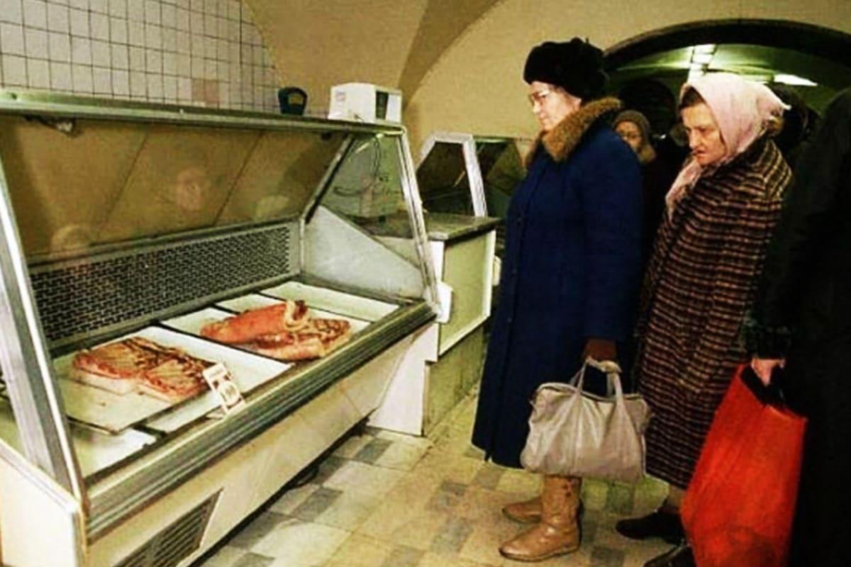 Шашлык, маринованный в уксусе: как готовили шашлык в СССР