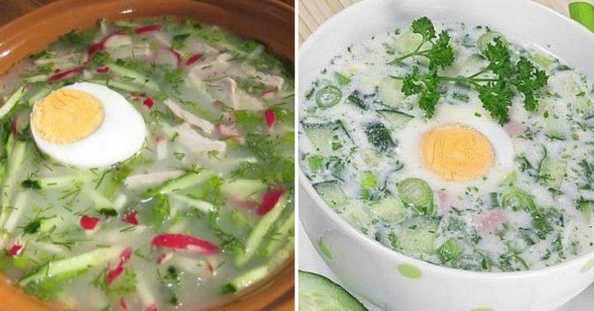 Как приготовить суп из щавеля thumbnail