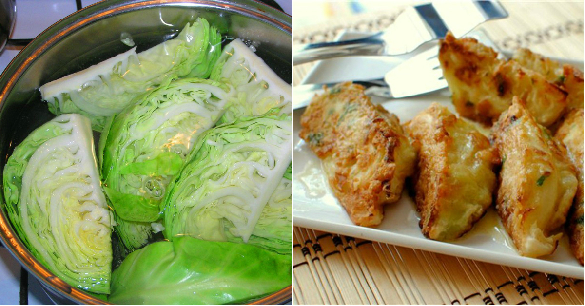 Рецепт вкусной и быстрой капусты