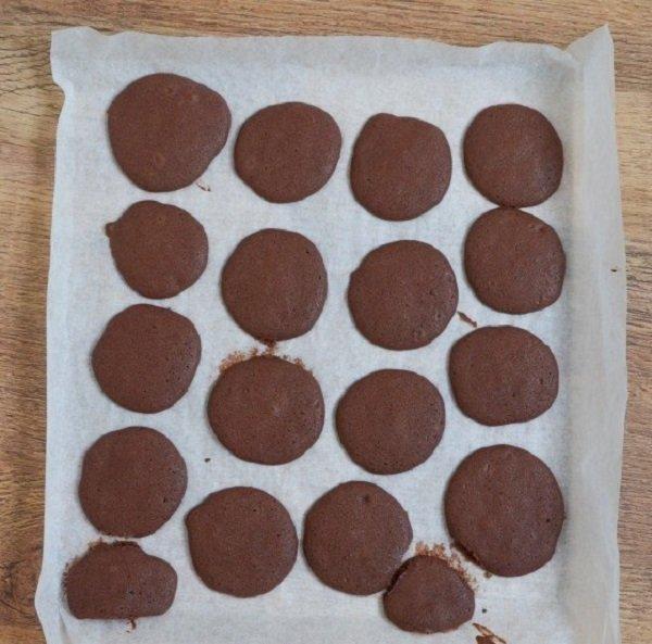 Шоколадное пирожное «Вупи пай»
