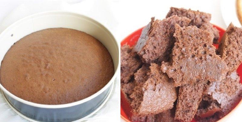 шоколадный торт для детей