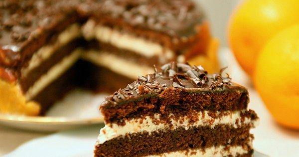 Шоколадный торт на кефире «Фантастика»: идеальный десерт для посиделок с друзьями.