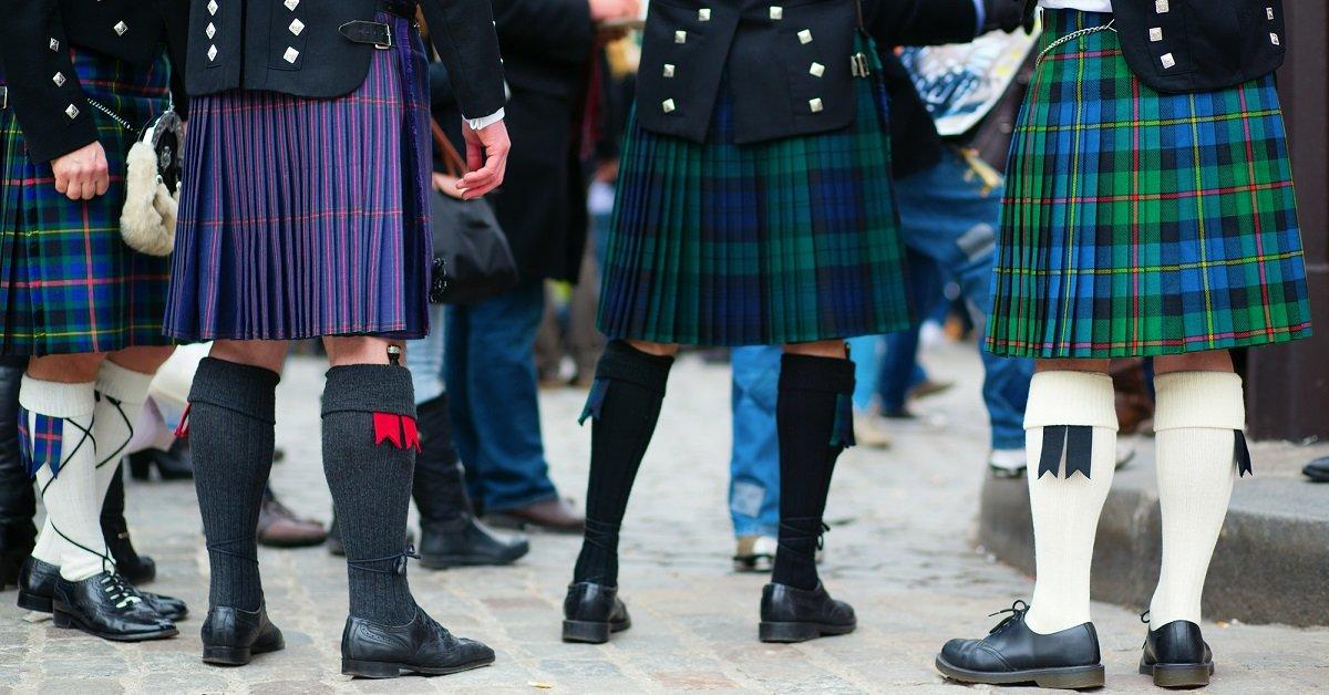 Модно ли носить шотландский килт в этом сезоне thumbnail