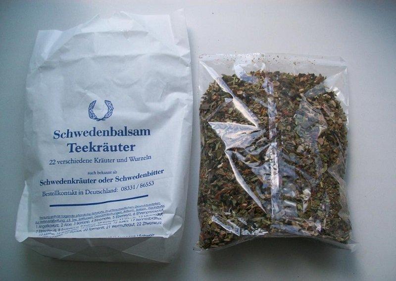 шведская горечь в аптеках
