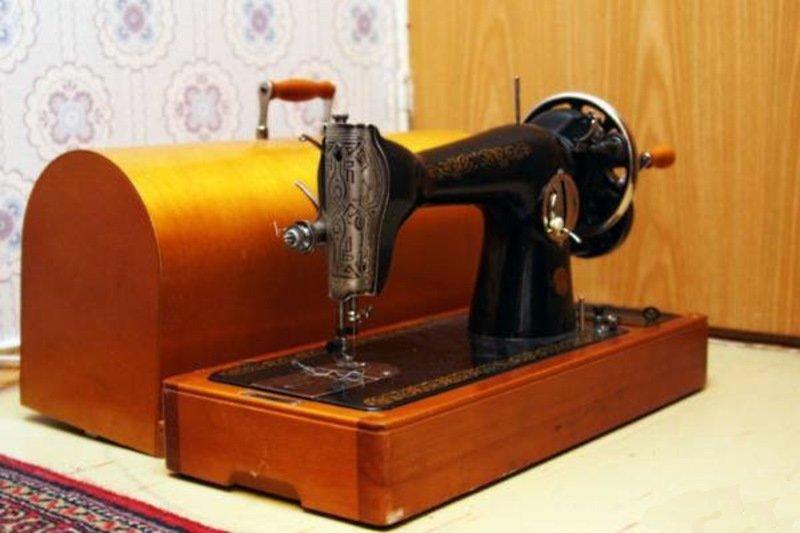 швейная машинка производства Подольск