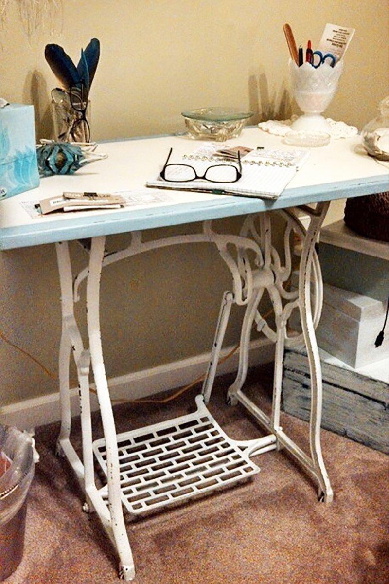 необычный рабочий стол