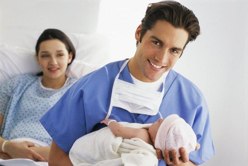 Роды в условиях приближенных к домашним 215