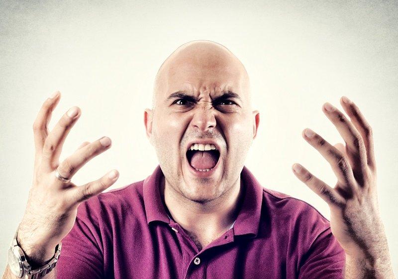 злость психология