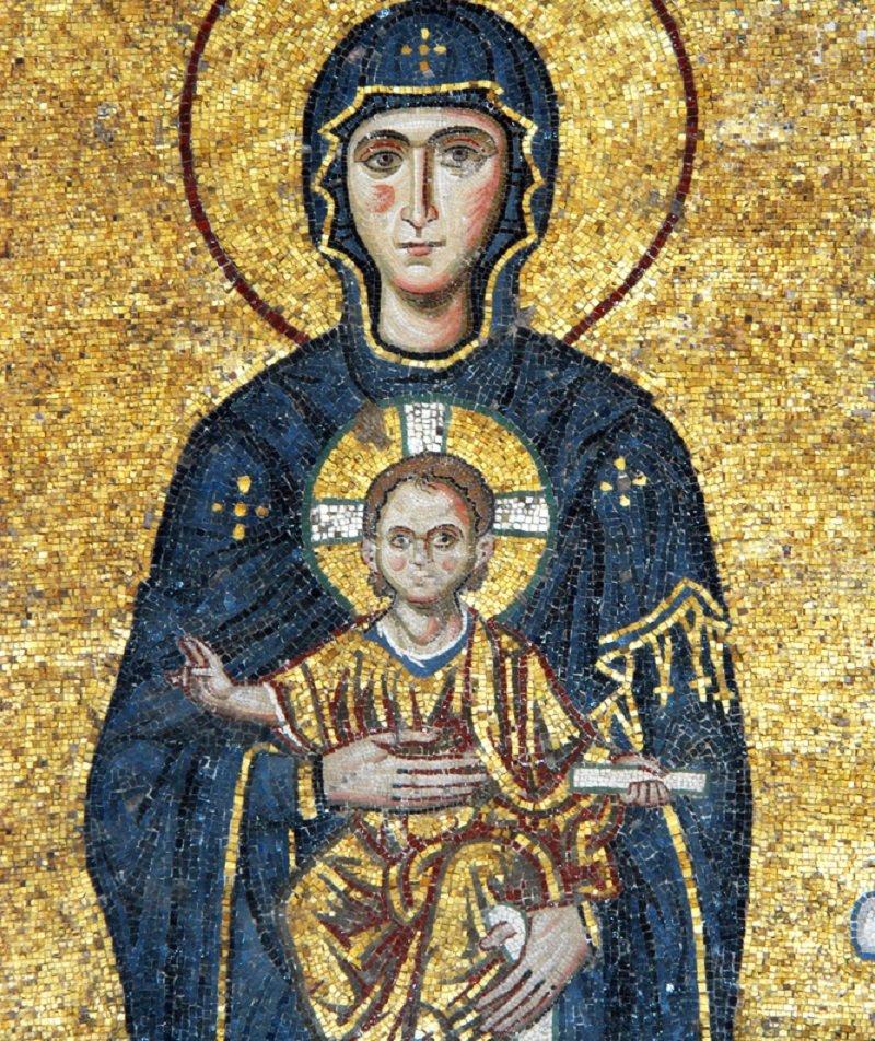молитвы богородице о защите