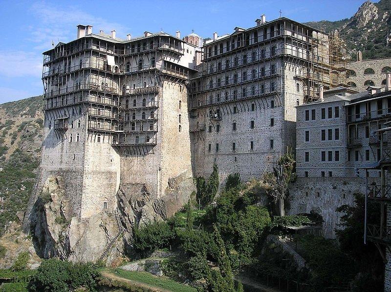 монастырь Симона Петра
