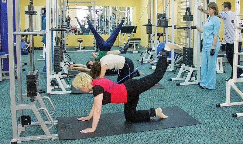 система бубновского упражнения