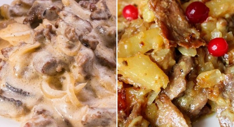 Ставлю замораживать мясо для скоблянки, гости попробуют старинное русское блюдо