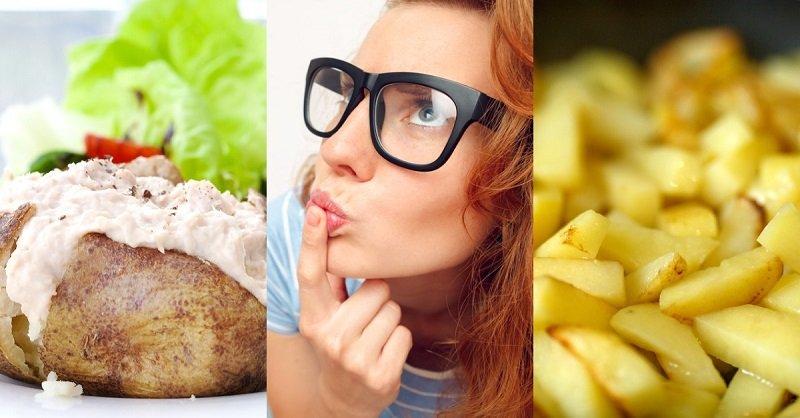Опасен ли картофель для фигуры
