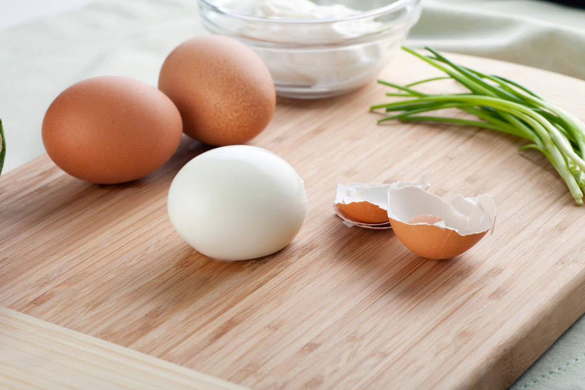 варить яйца без трещин