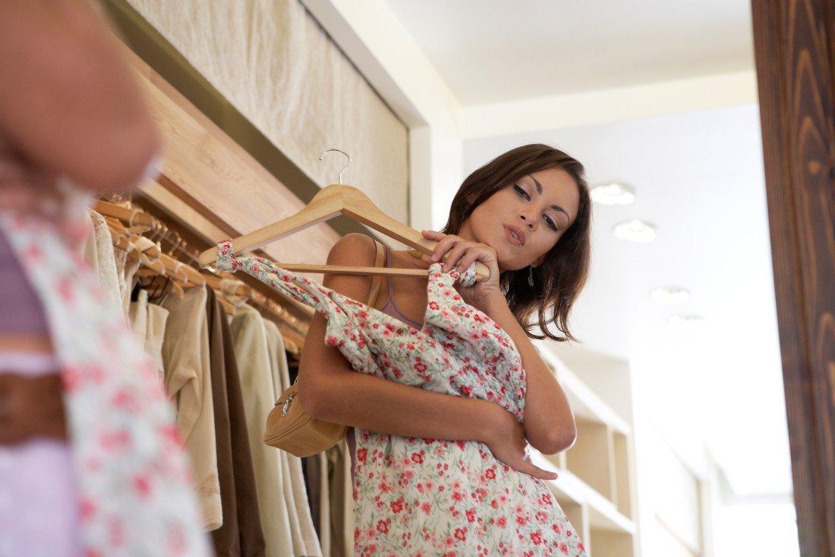 расхламление гардероба