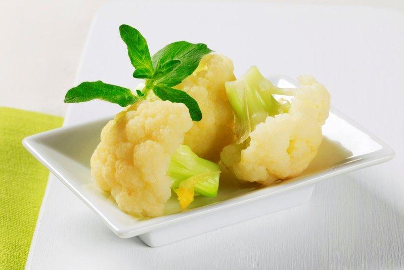 диета с цветной капустой