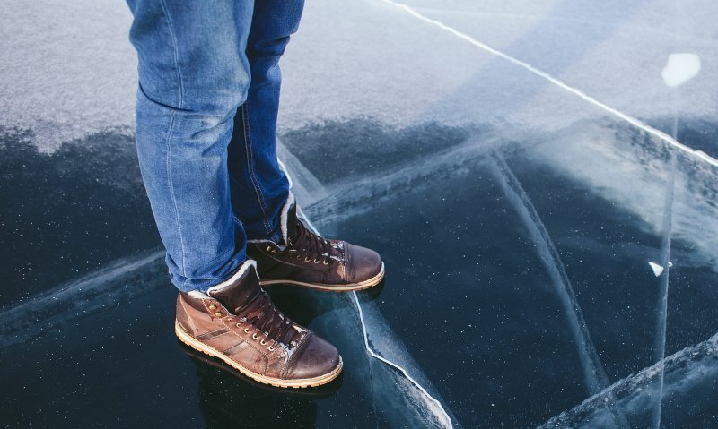 скользящая обувь