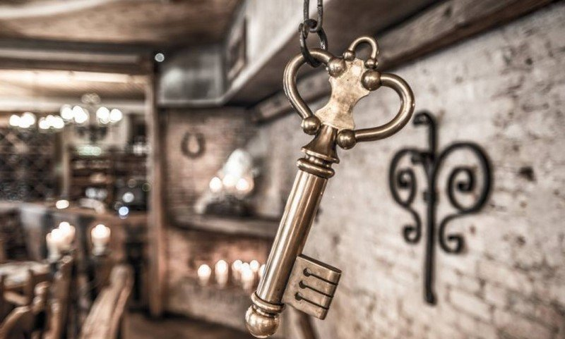 символ ключ