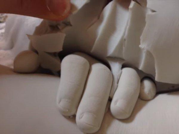скульптура из гипса своими руками
