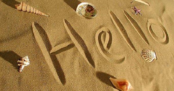 Слово «привет» на 35 языках: поздоровайся со всем миром! Такое родное, но такое разное…