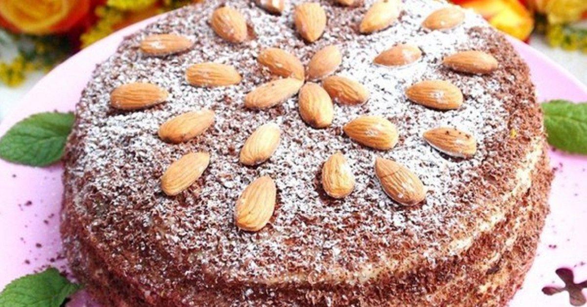 Сметанный торт на сковороде: рецепт для настоящих сладкоежек!