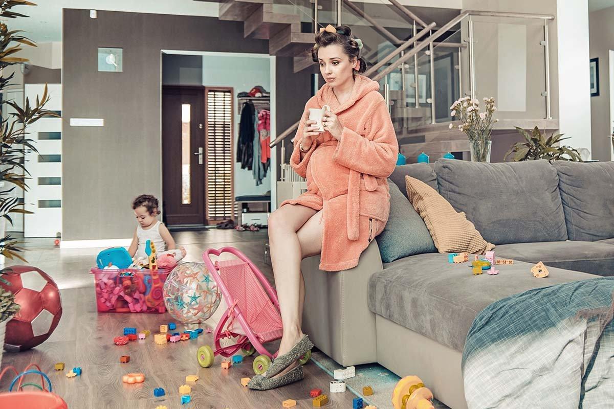 Какой уровень чистоты в доме можно считать нормальным