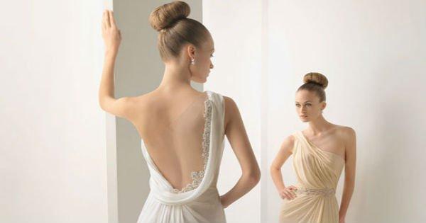 Как правильно сочетать прическу с вырезом на платье? Сохрани себе, чтобы не потерять!