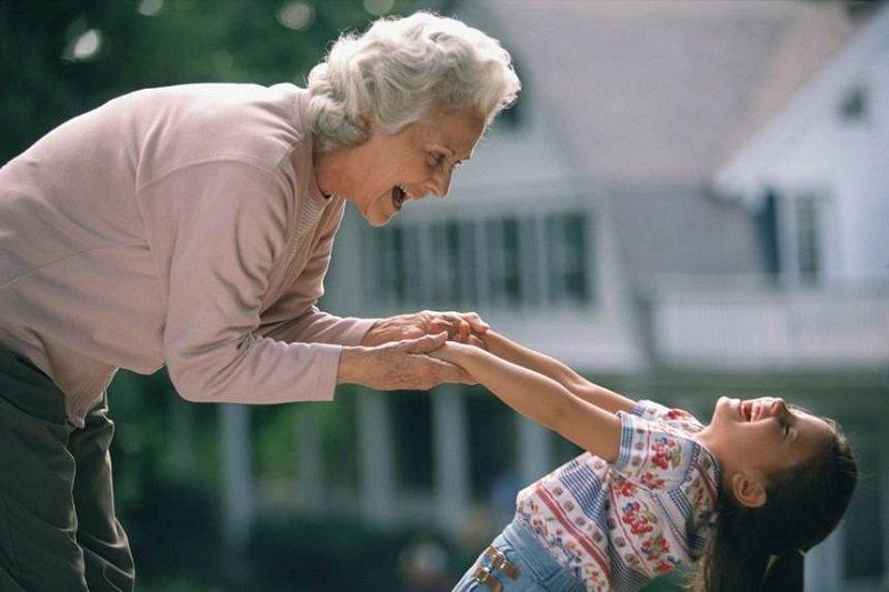сочинение про любимую бабушку