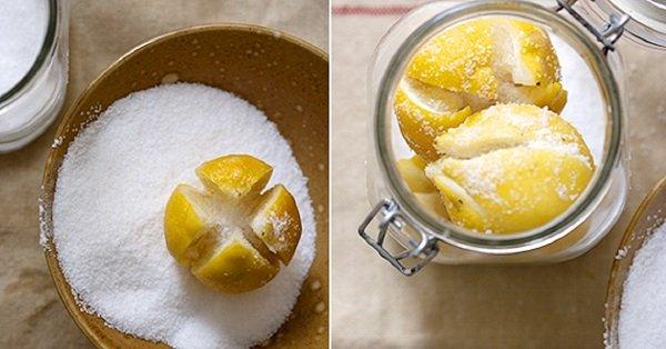 лимоны по-мароккански