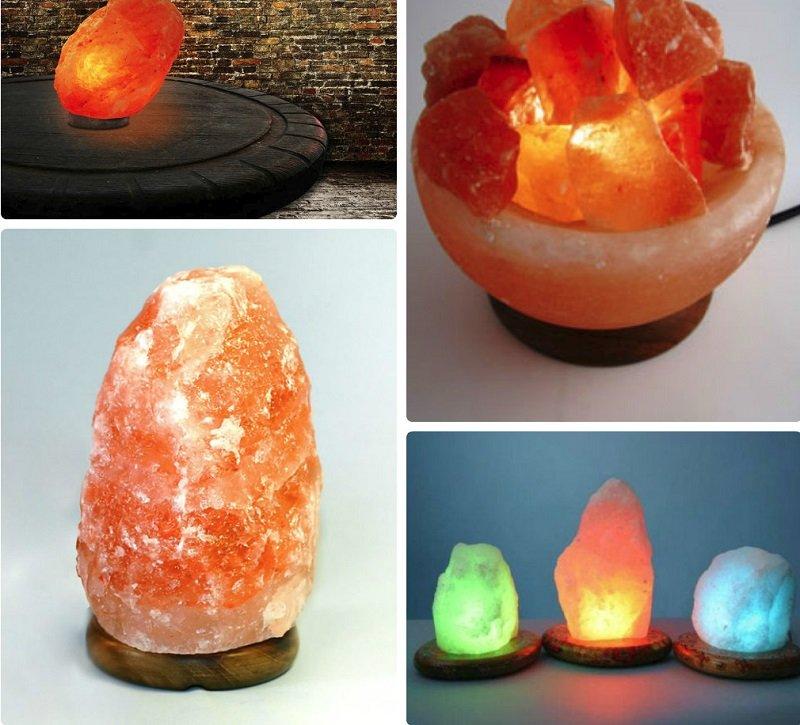 солевая лампа