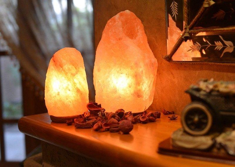 соляная лампа ваше здоровье