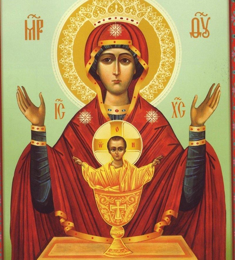 сон пресвятой богородицы молитва