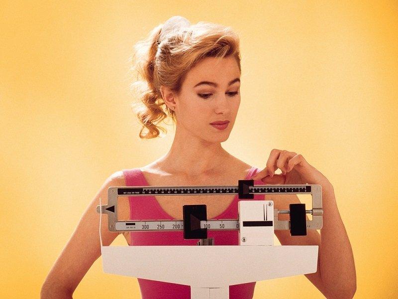 нормальный вес для женщины