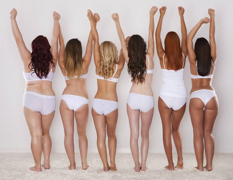 рассчитать нормальный вес для женщины