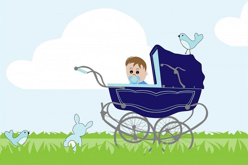 О каких детских колясках мечтала каждая советская мама