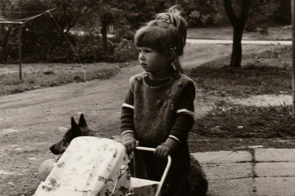 Для внучки сохранила свои куклы производства ГДР, имена выбирали со словарем
