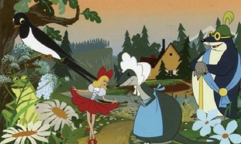 советские мультфильмы и сказки