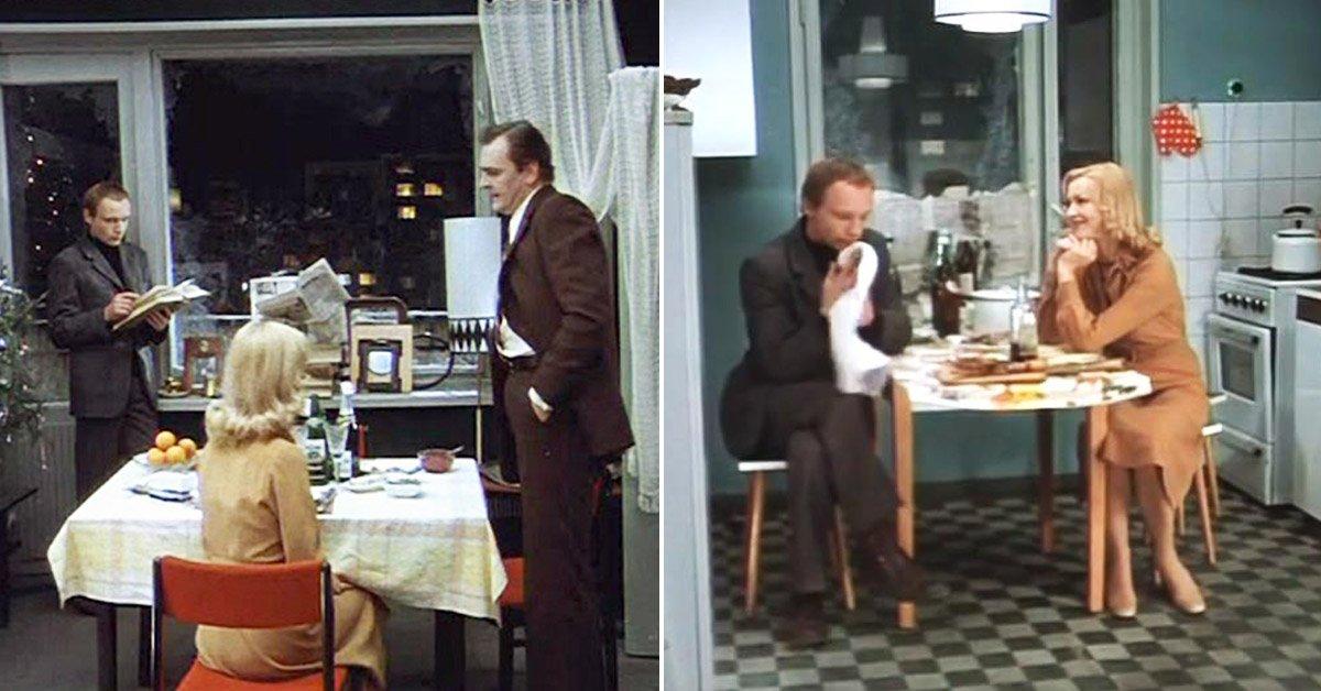 Воспоминания о типичных советских квартирах на примере фильма «Ирония судьбы»