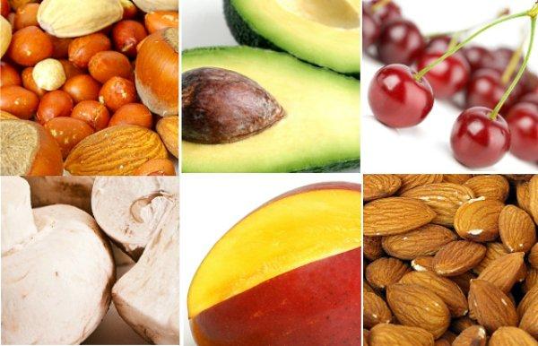 питание для красоты кожи