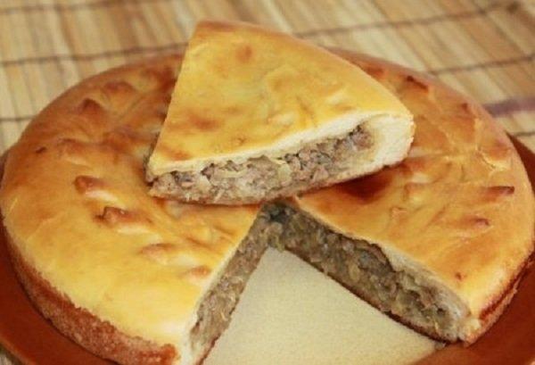 Пирог с капустой и фаршем в мультиварке рецепты с фото пошагово