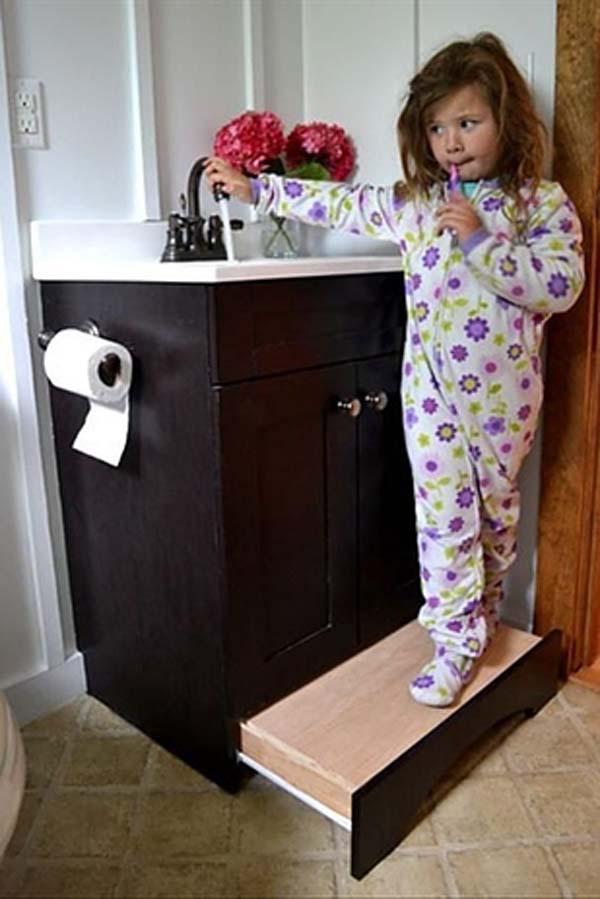 ступенька для ребенка