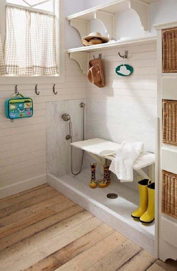 душ для мытья собачьих лап