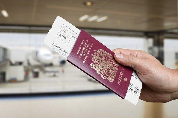 паспорт с билетами