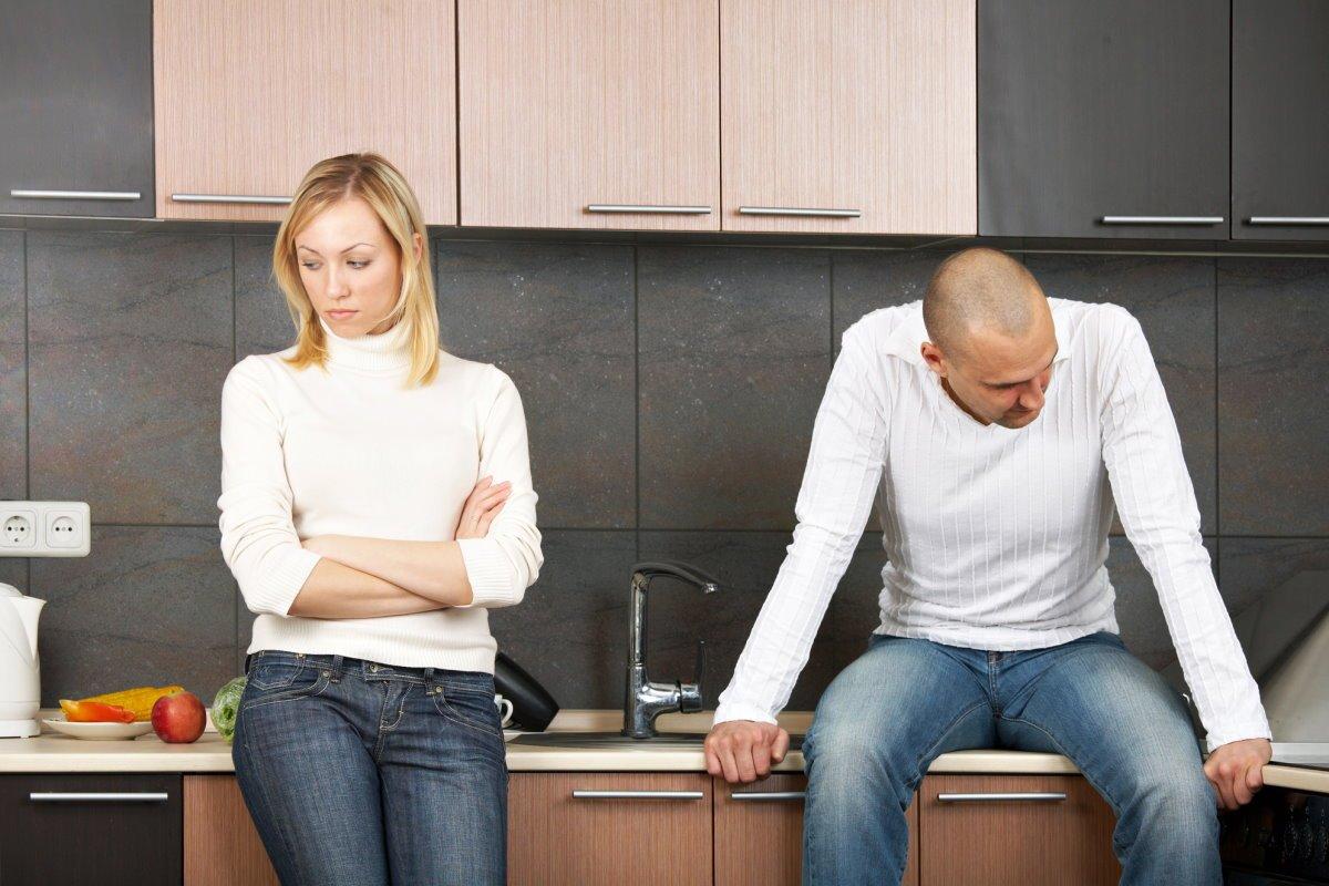 Страдания мужа, что оставил жену и осознал свою ошибку