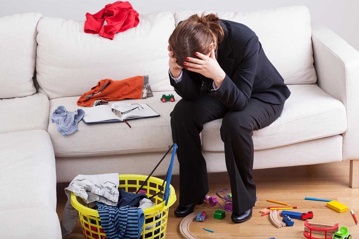 Отчаяние свекрови, что обнаружила сына и невестку в грязной квартире