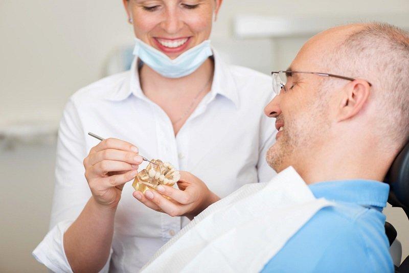 как ухаживать за своими зубами